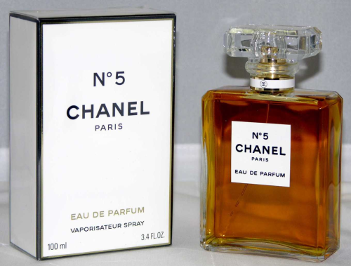 Chanel N° 5 eau de Parfume Spray 60 ml.