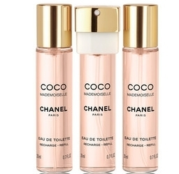 Chanel Coco Mademoseille eau de Toilette Twist & Spray