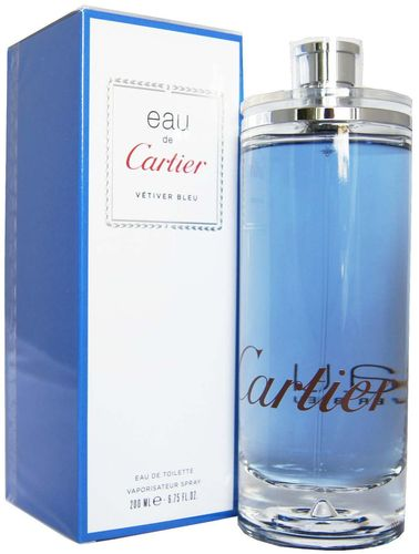 Cartier Vetiver Bleu